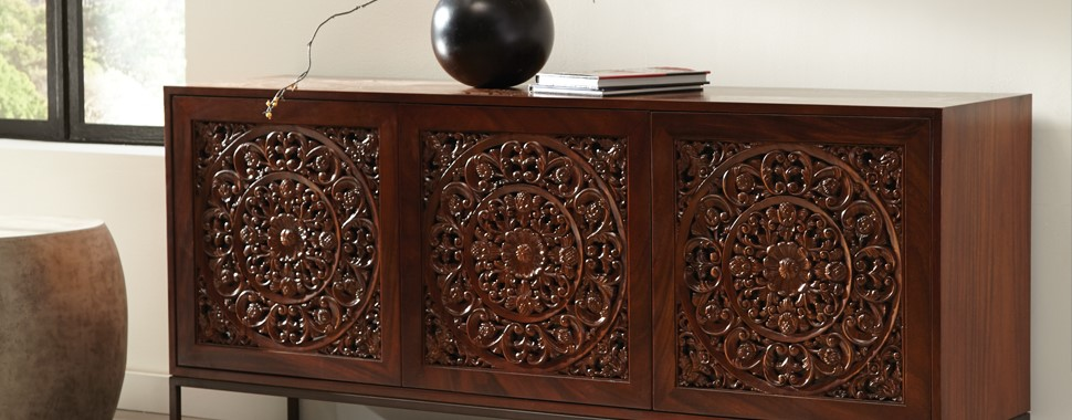 Credenzas, Sideboards, and Storage Units