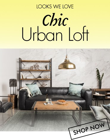 Chic Furniture For Urban Lofts