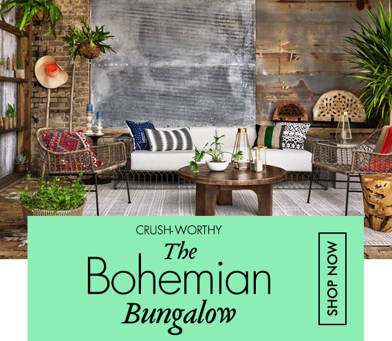 The Bohemian Bungalow