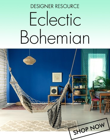 Eclectic Furniture For Bohemian Interiors