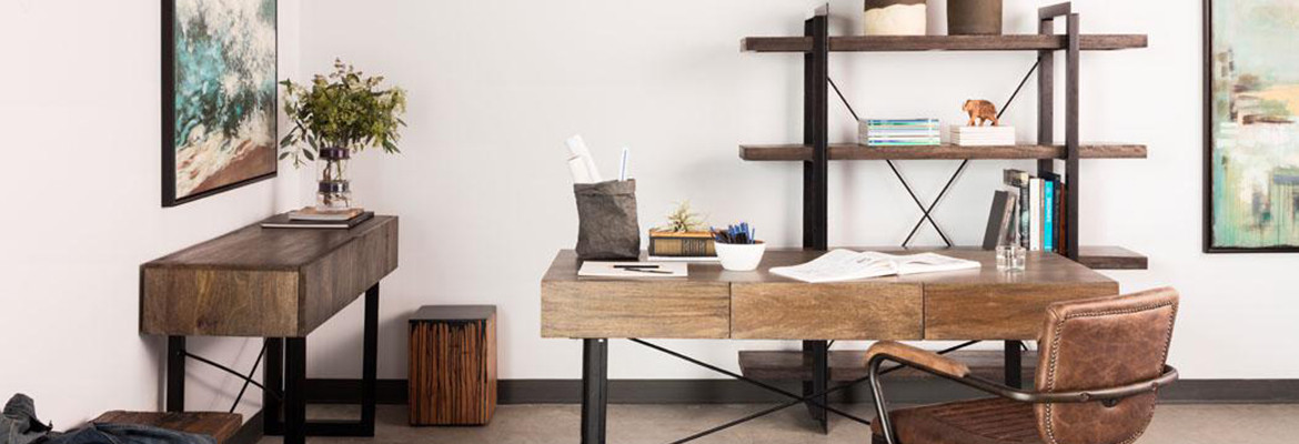 Industrial Desks and Office Furnishings