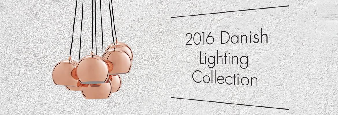 2016 Danish Lighting Collection