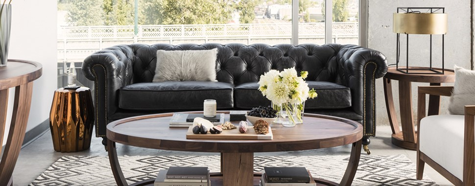 Coffee Tables, Cocktail Tables, and More
